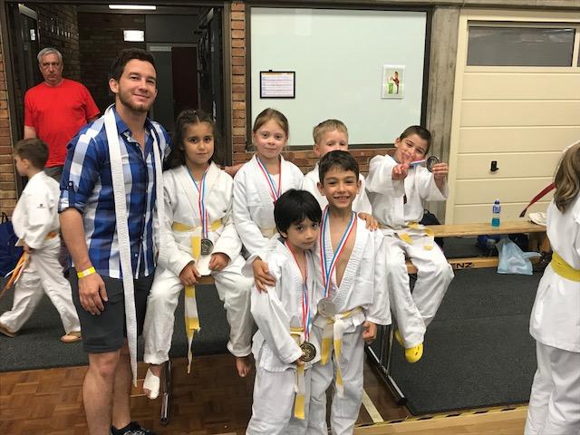 Judo Club Stroossen wieder international erfolgreich