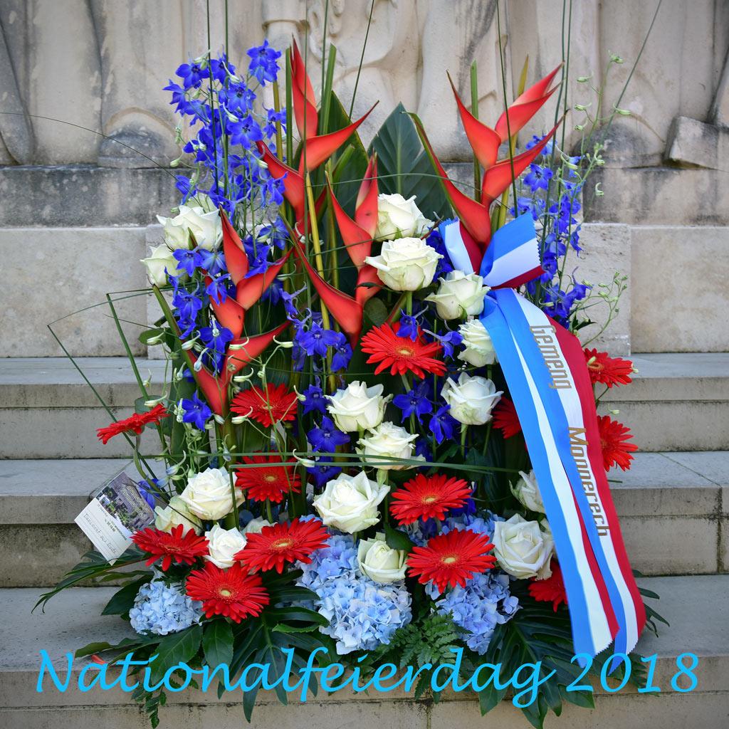 Nationalfeierdag zu Monnerech