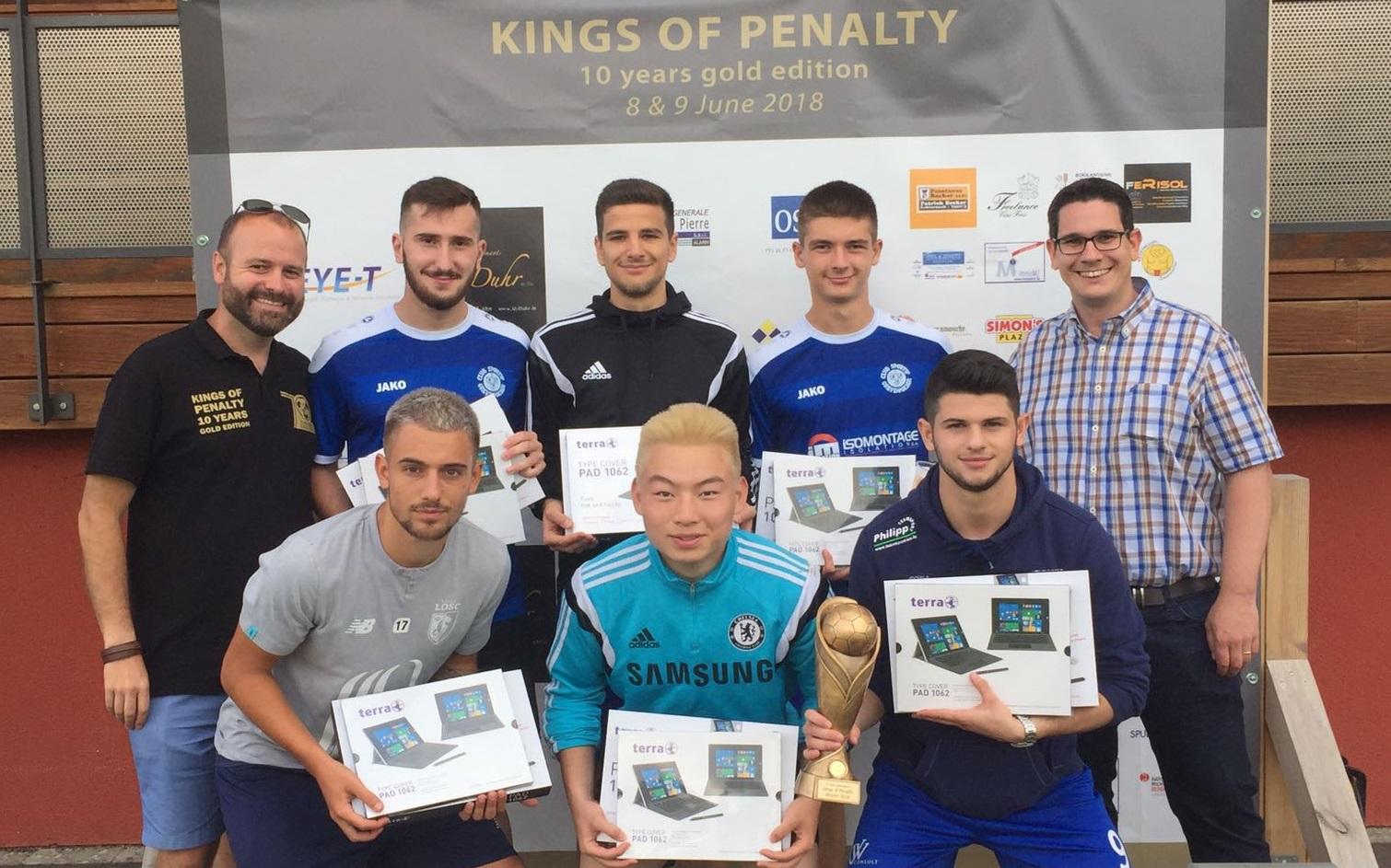 FC Potaschbierg gewënnt Penalty 2018