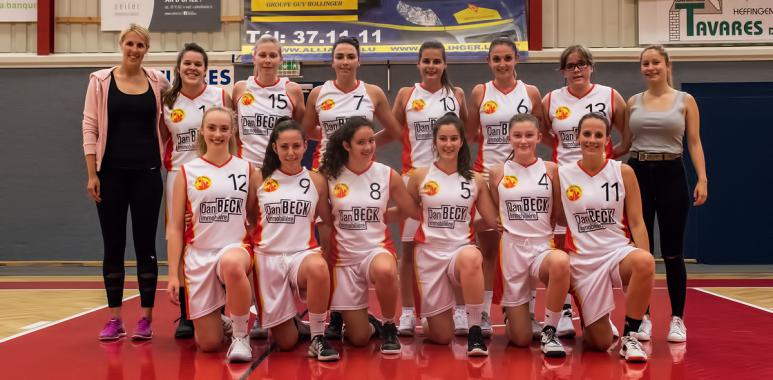 Women's team returns to Heffingen