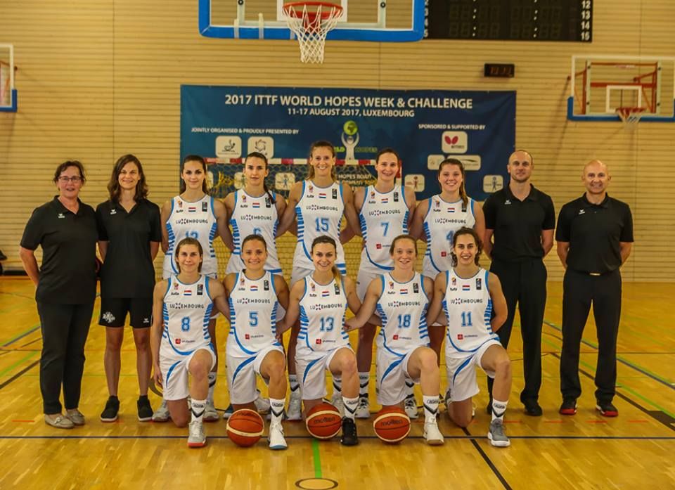 Seniors dames : FIBA European Championship for Small Countries 2018