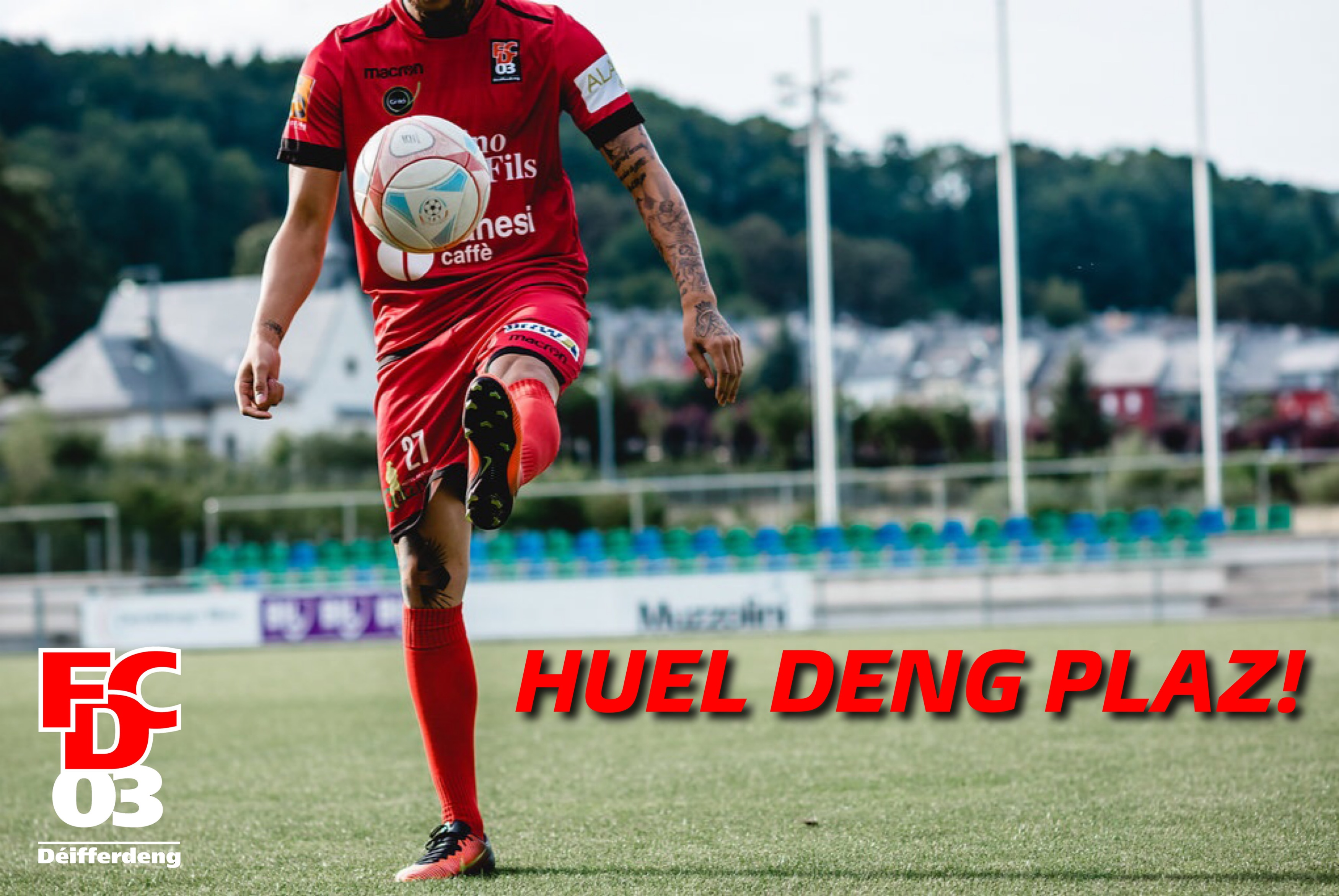HUEL DENG PLAZ