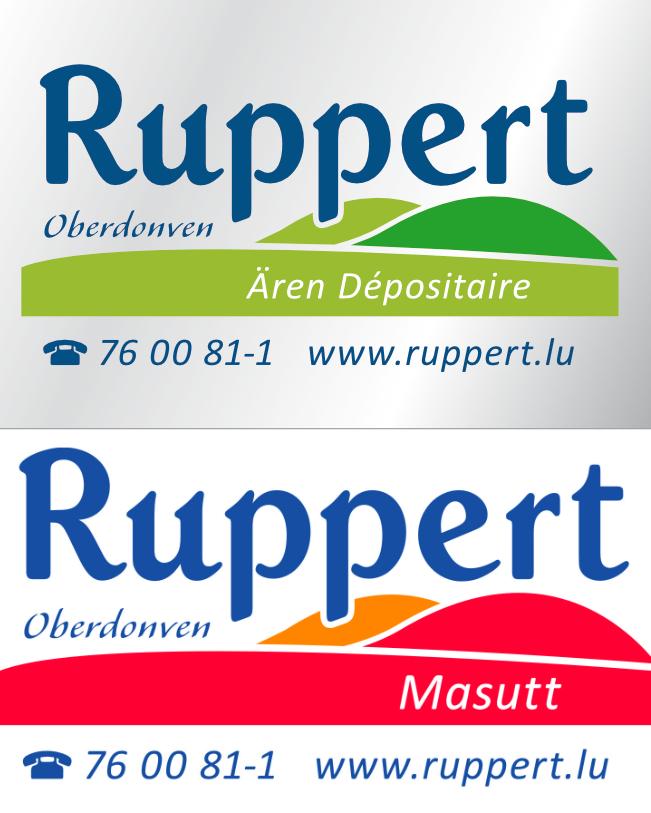 Neie PIKES-SPONSOR: RUPPERT Oberdonven