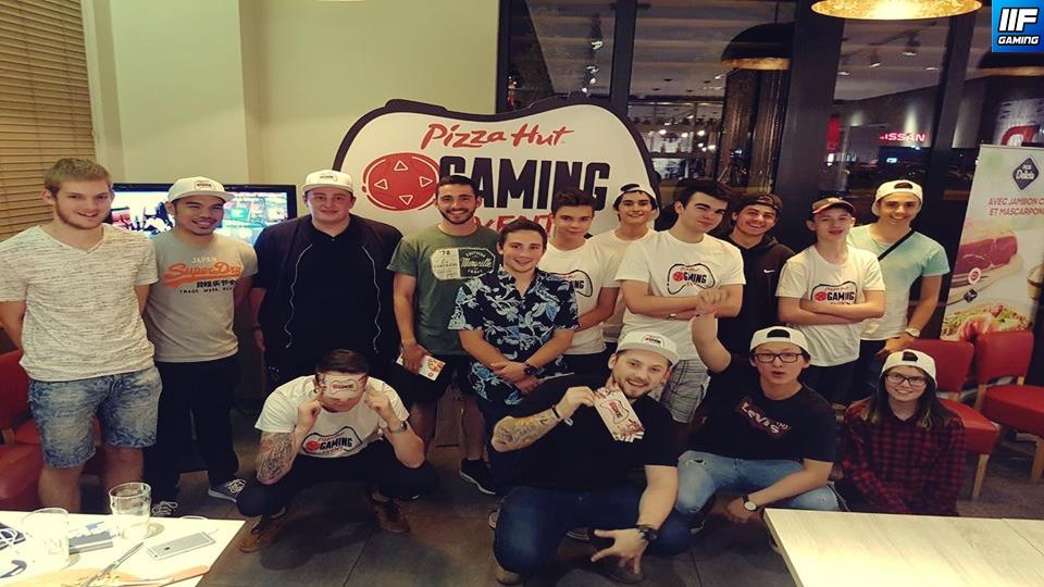 Pizza Hut eLeague Clash Royale Winners