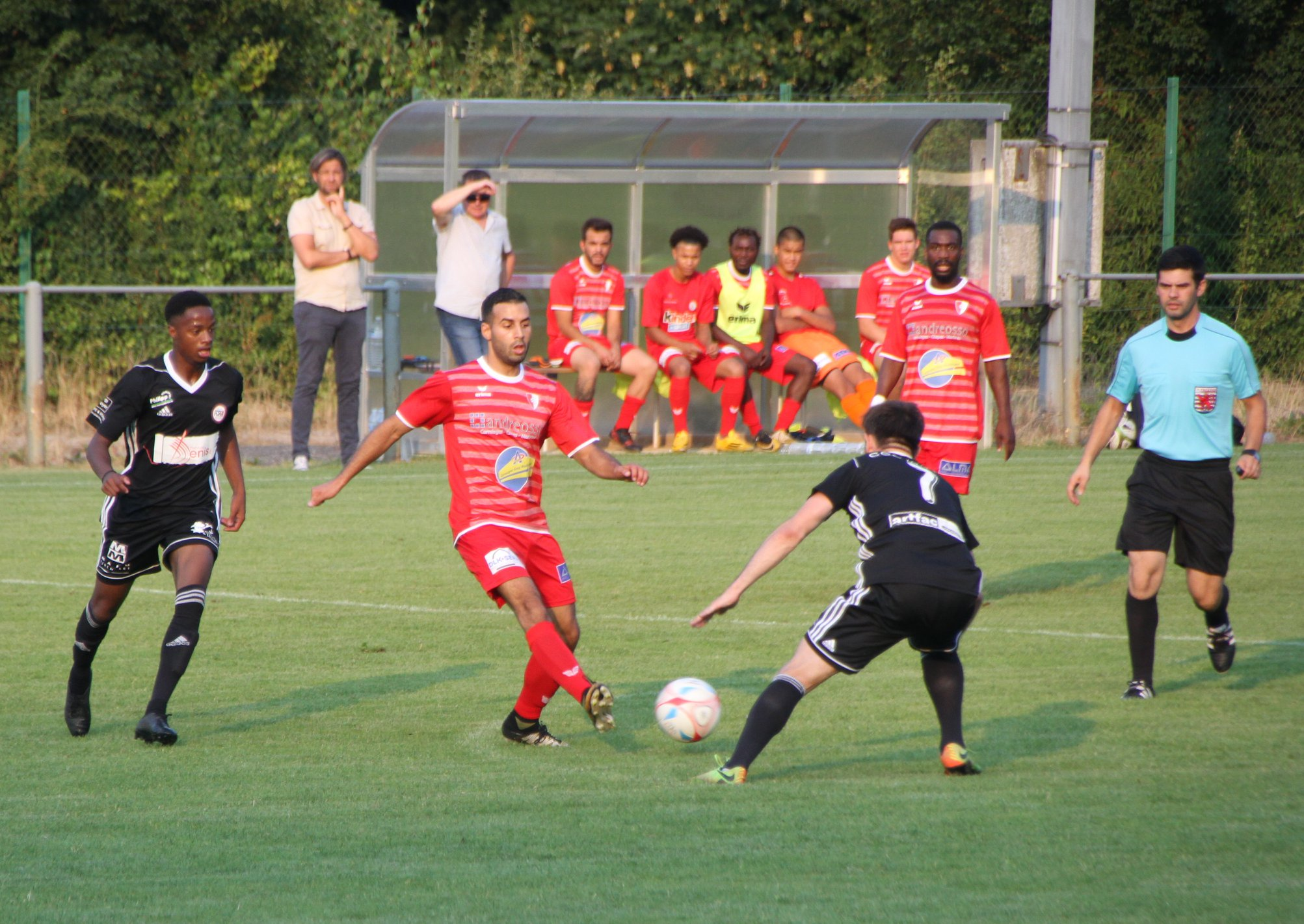 FC Rodange 3:1 FC Swift Hesper