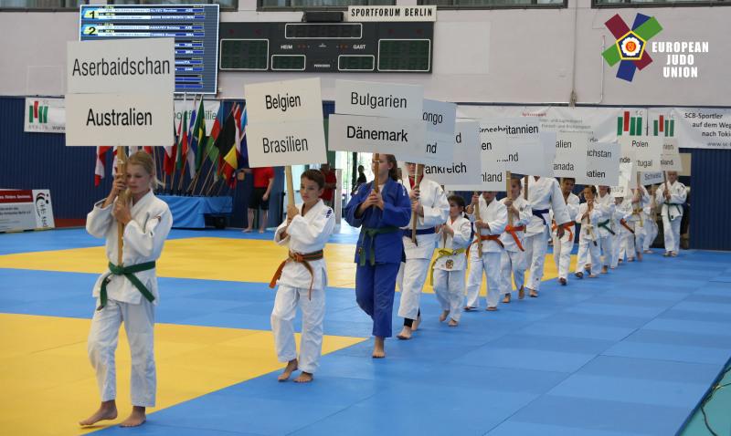Junior European Judo Cup Berlin 2018
