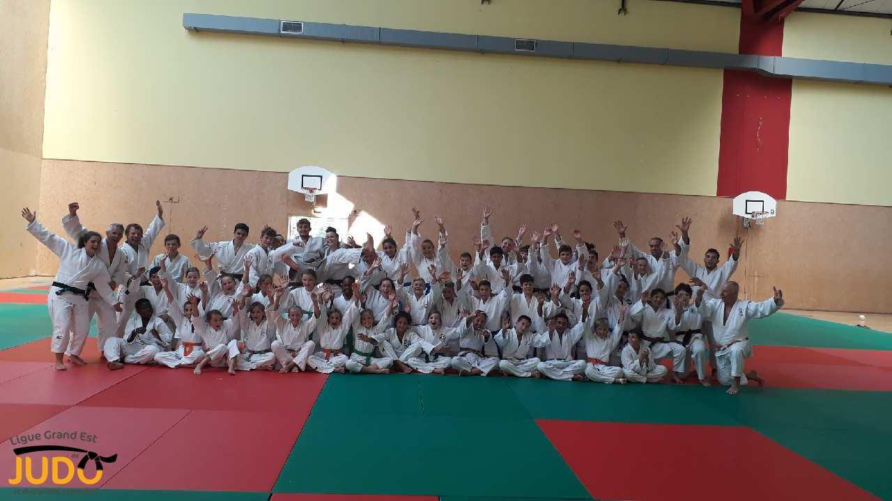 Judo Camp à Giffaumont du 30.07 au 03.08.2018 | Judo Camp in Giffaumont (FRA)