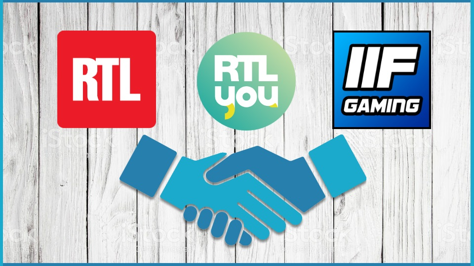 Partnership : RTL x 11F Gaming