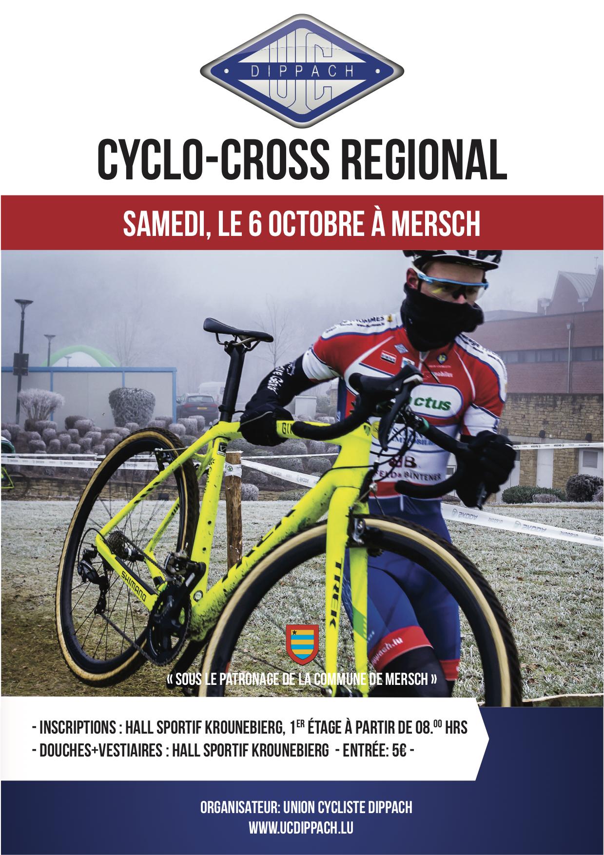 Cyclo Cross 2018 vun der UC Dippach zu Miersch
