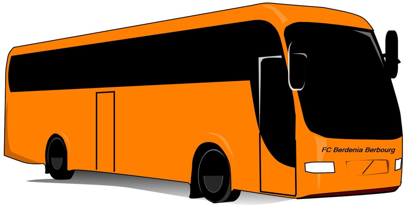 Mam Bus op de Match - reservéiert elo är Plaz