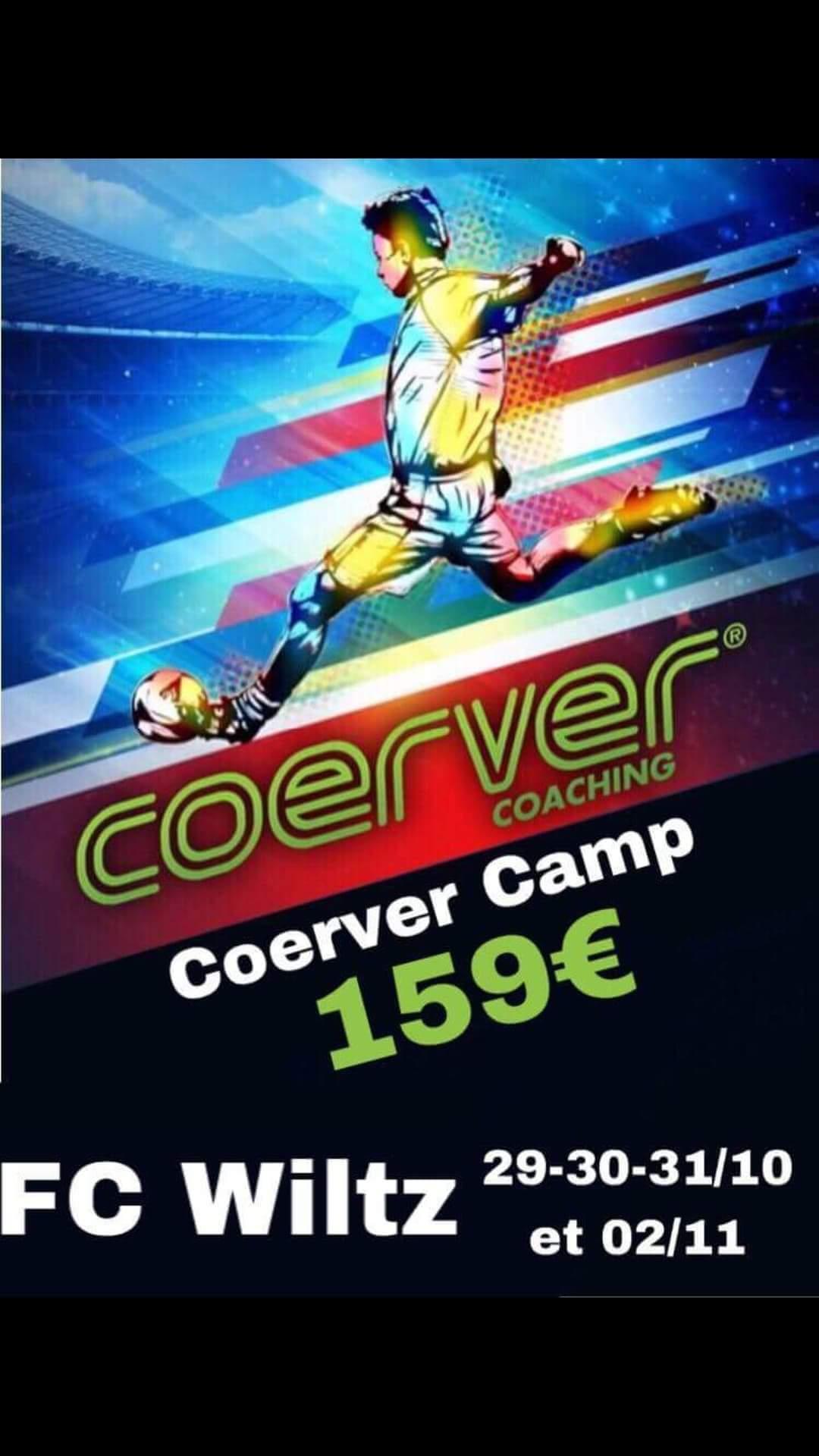 Coerver Camp