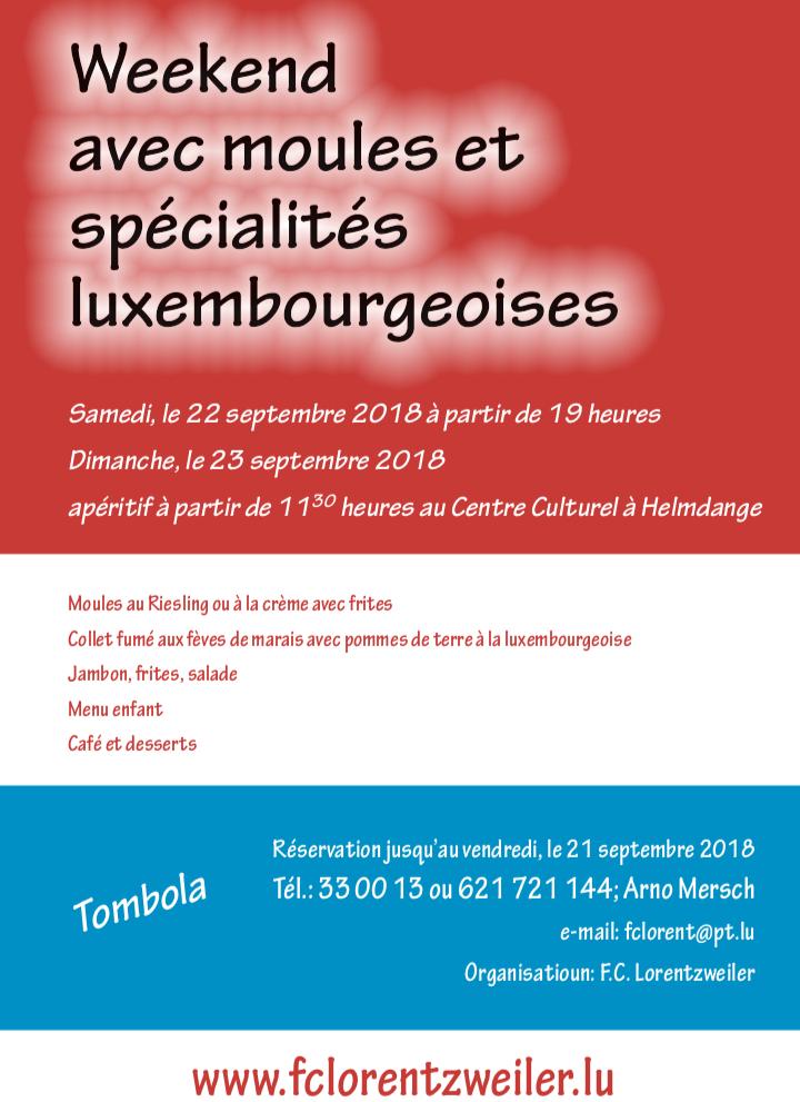 MULLEFEST 22/23.09.2018 & BROCHURE FCL