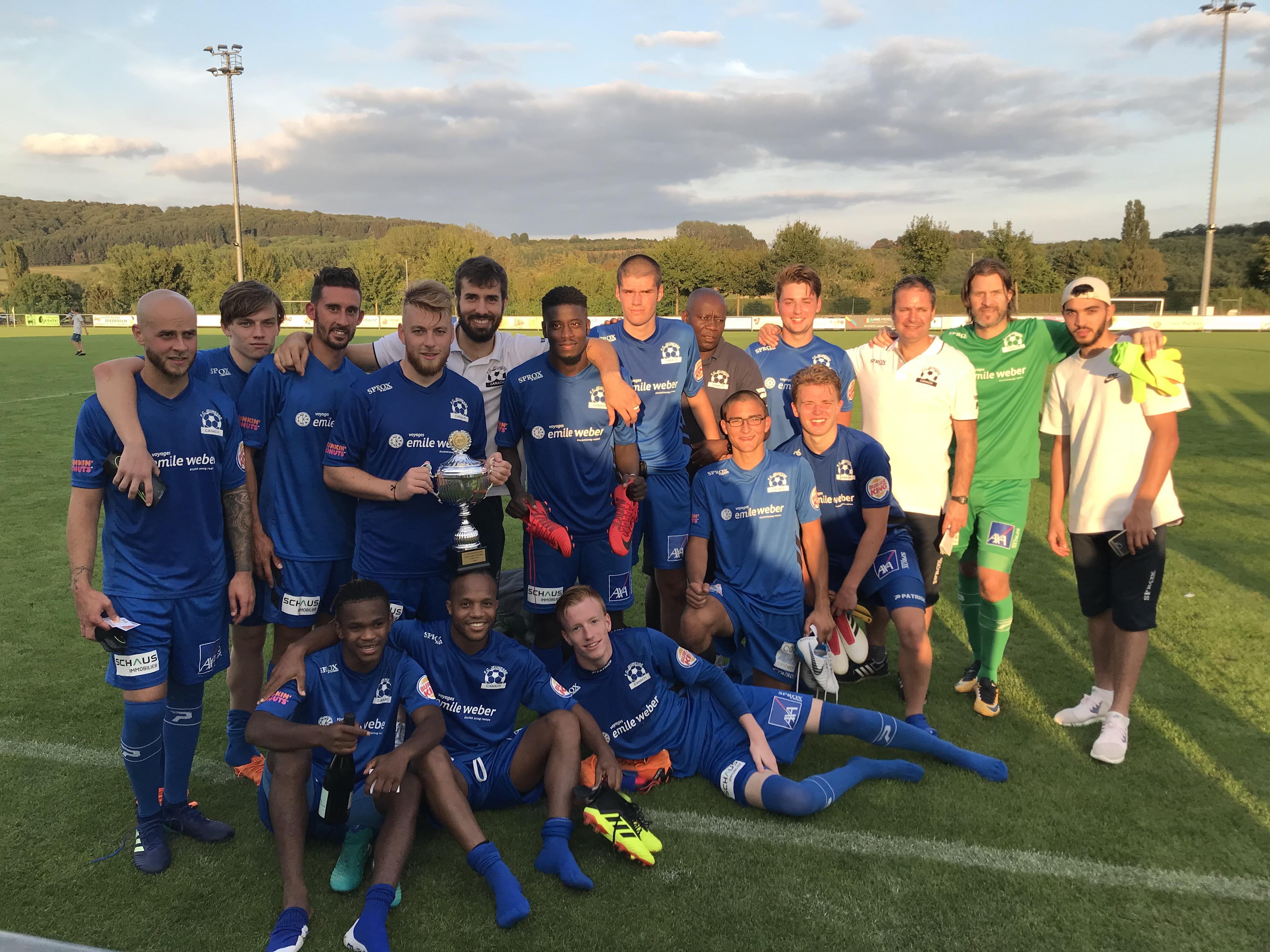 4-1 Victoire zu Monnerech