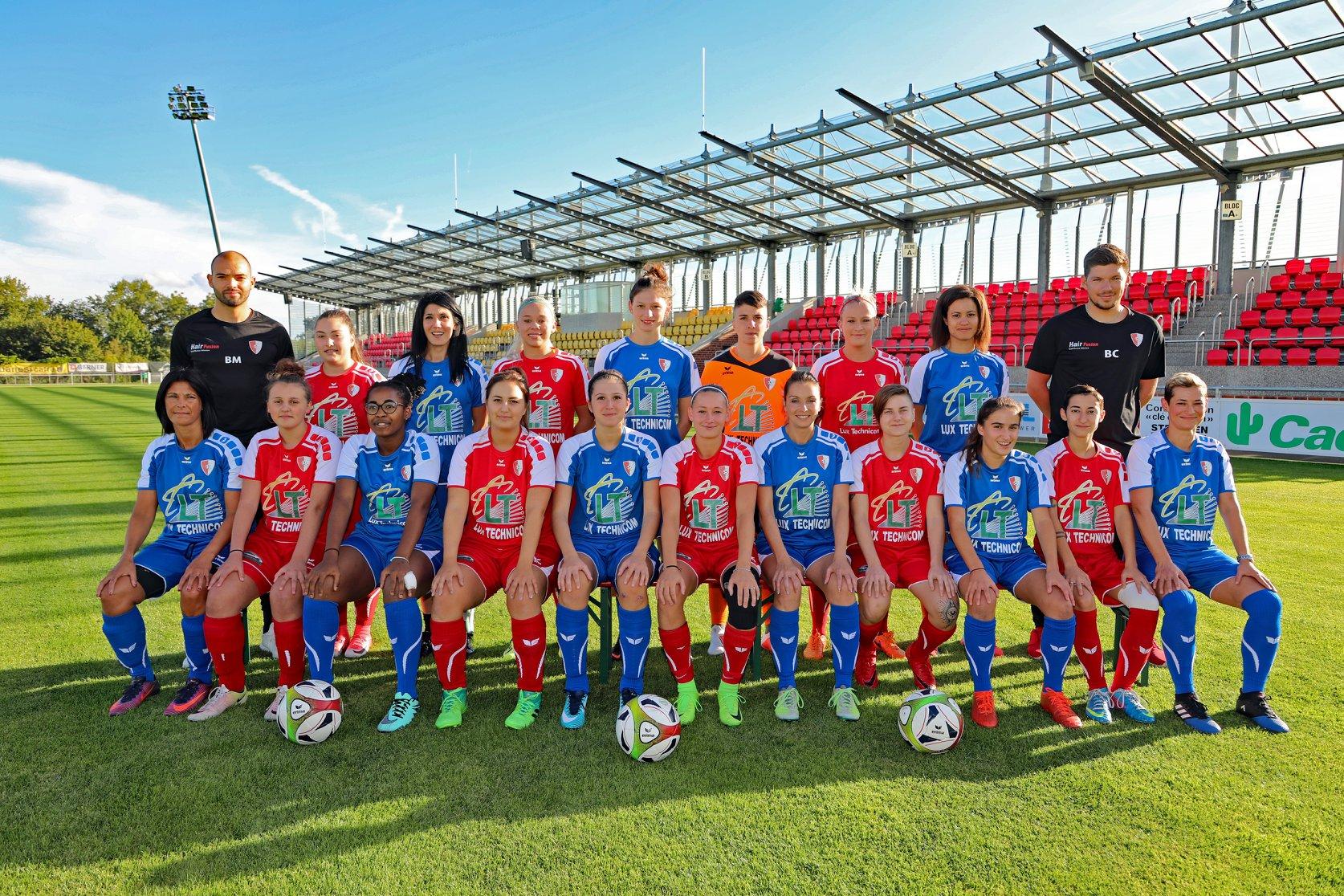 Equipe Dames 2018/2019
