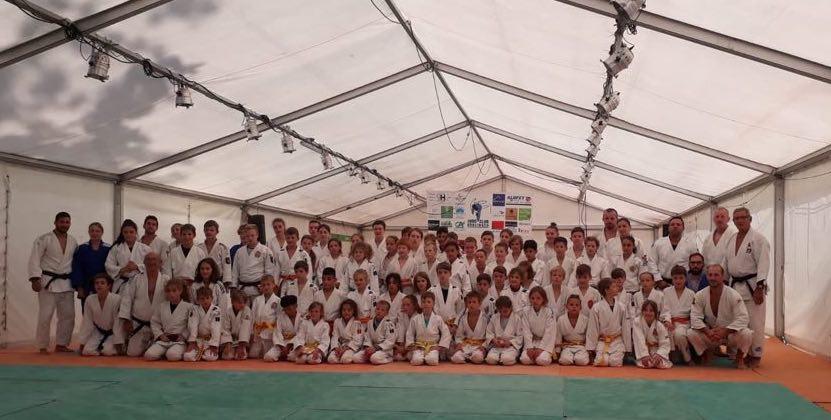 Stage Interrégional de judo à Langatte | Interregionaler Judo Lehrgang in Langatte 14-16.09.2018