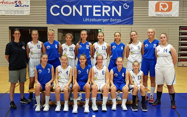European Girls Basketball League