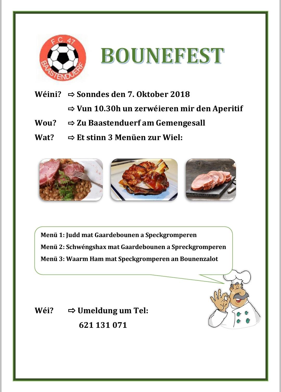 Bounefest