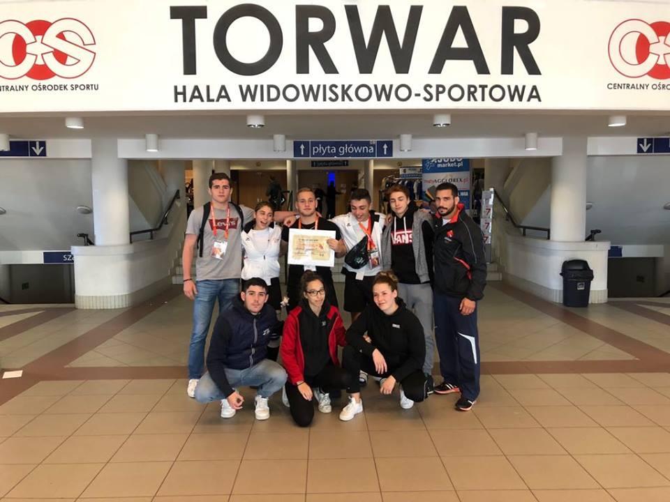 International Warsaw Judo Open 2018