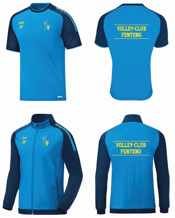 Nouvelles tenues VCF / New VCF outfit