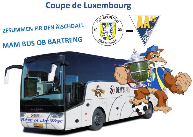 Zesummen fir den Äischdall - mam Bus op Barteng