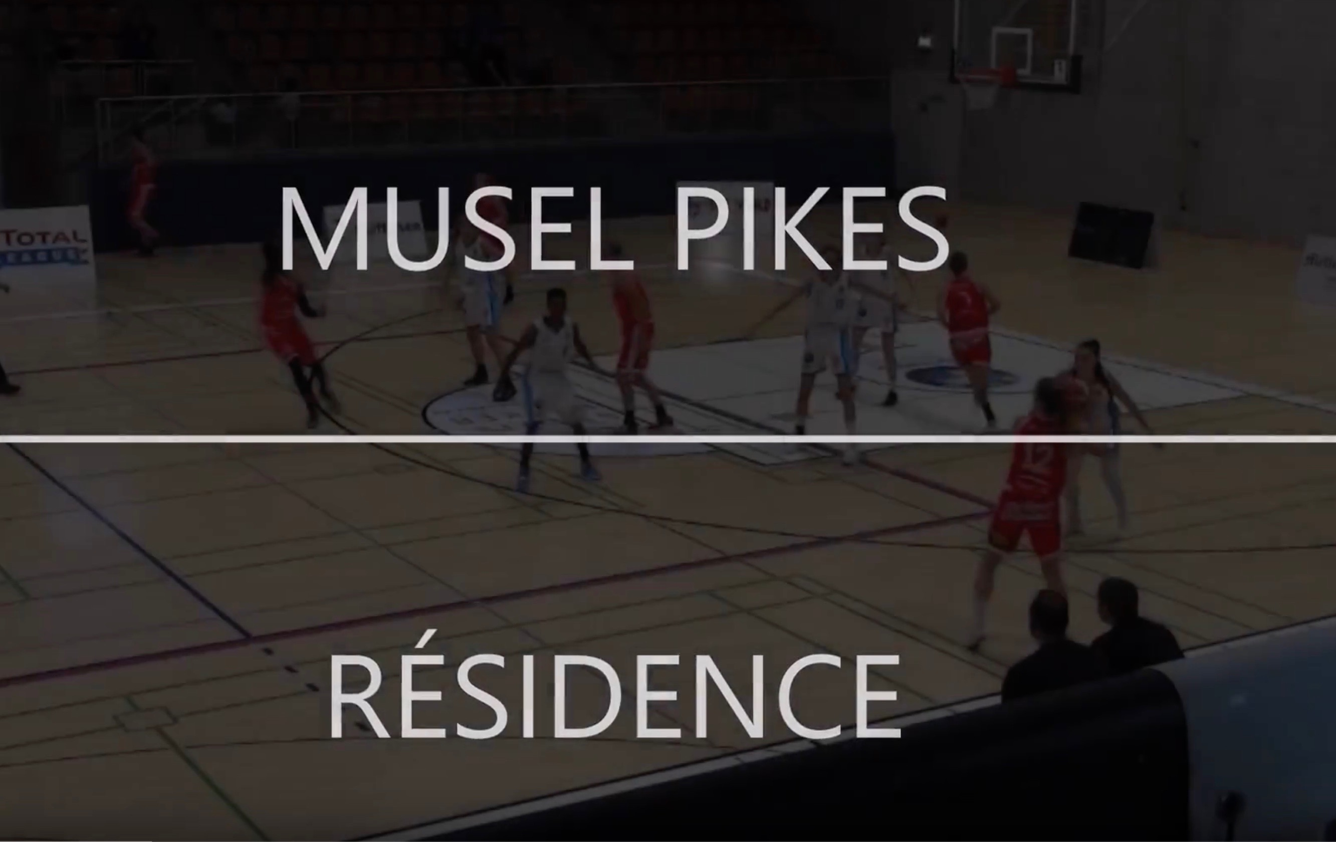 Highlight video Résidence-Pikes (women)