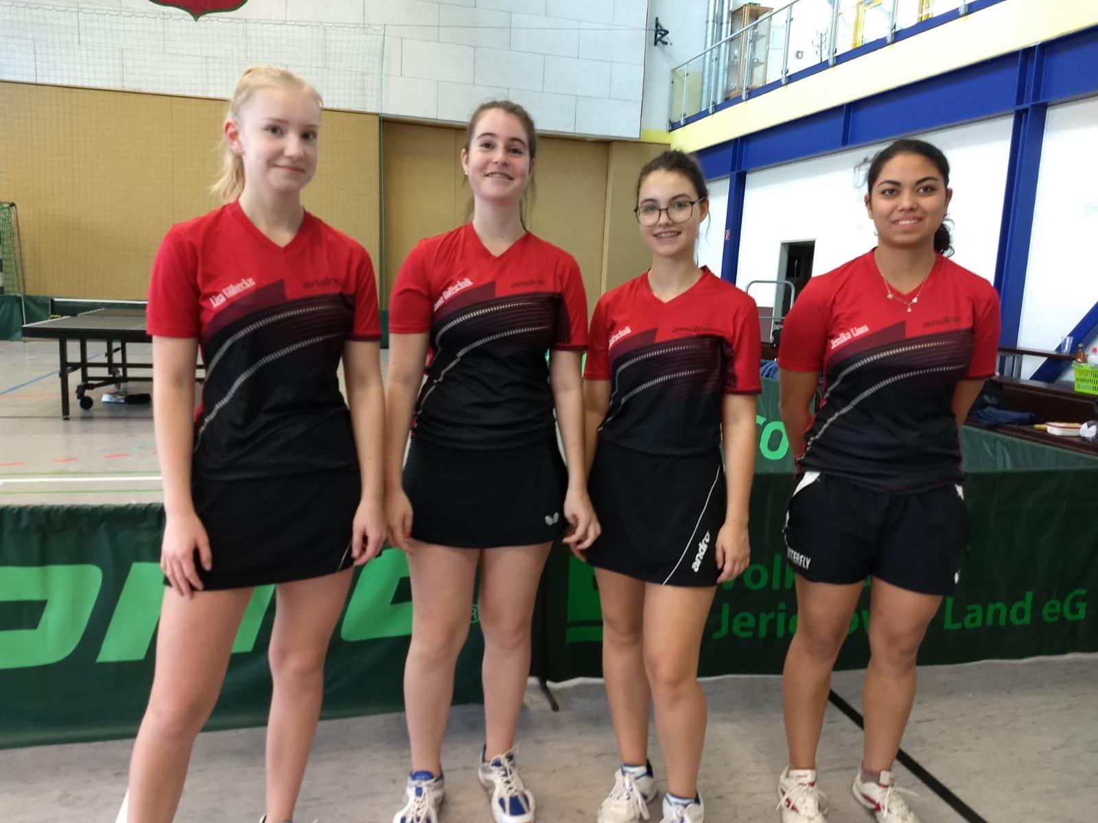 Doppelerfolg der Damen-Oberligamannschaft