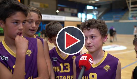 VIDEO: BasketKid's Trophy zu Diddeleng - Basket fir déi Jonk