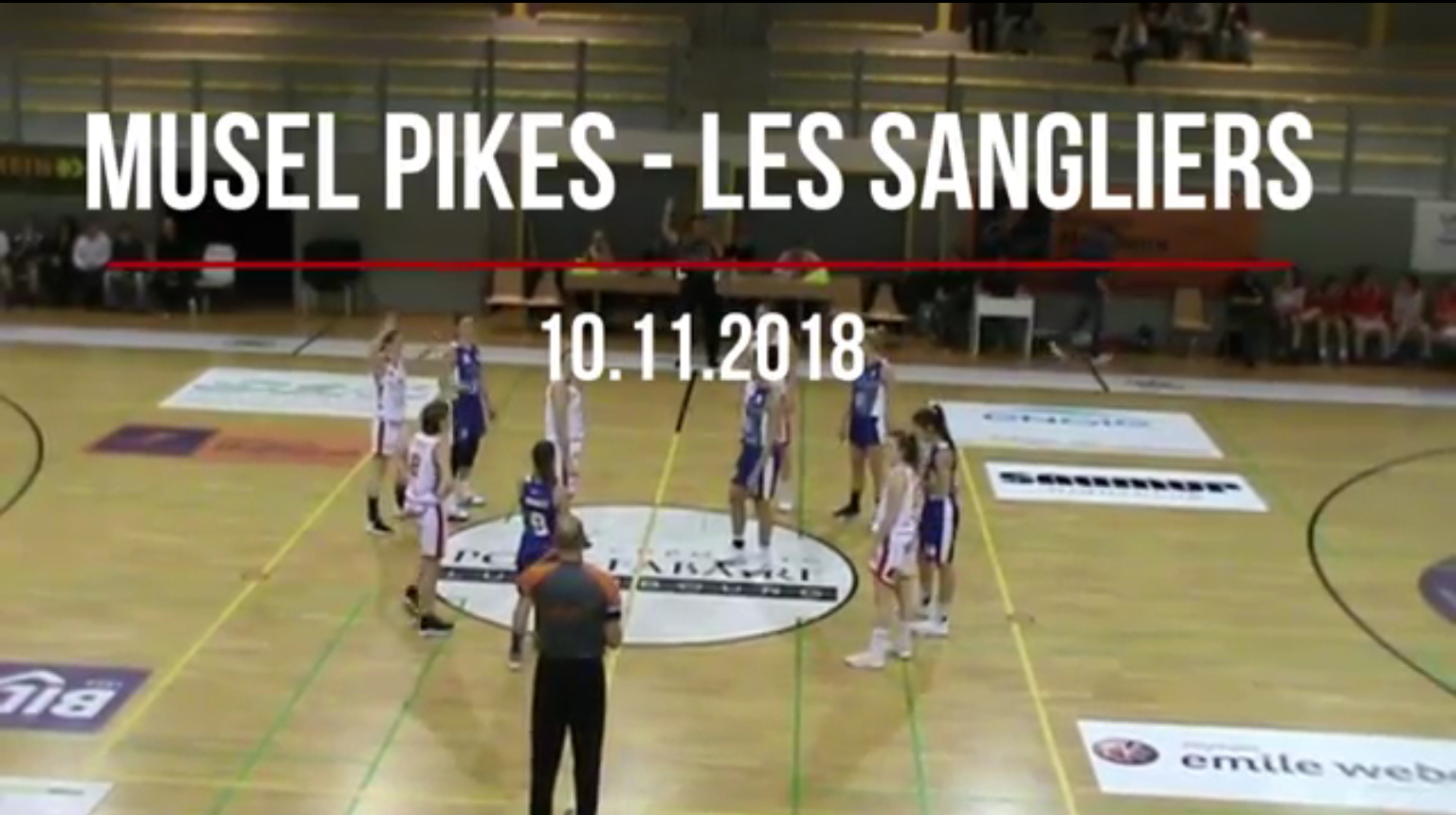 Pikes highlights womensgame Pikes-Wiltz