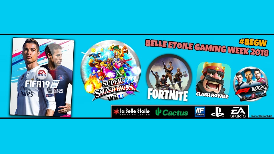 Belle Etoile Gaming Week 2018