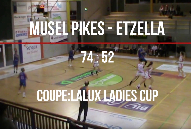 LaLux Ladies Cup Pikes-Etzella
