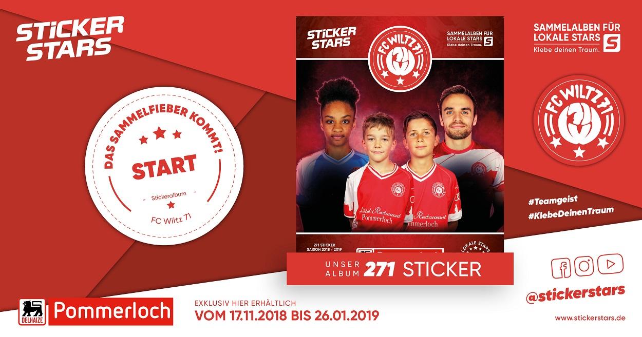 START - Eisen Album 271 Sticker