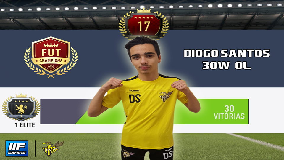 New Record: Diogo Santos wins every Weekend League game!