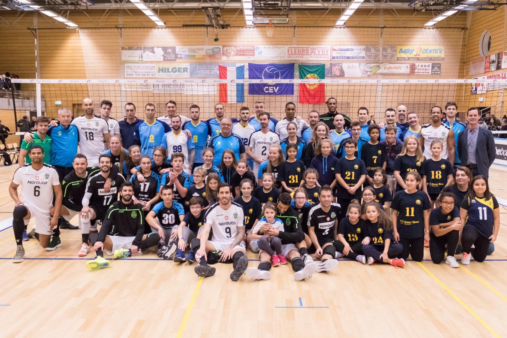 Photos CEV Challenge Cup Lisboa