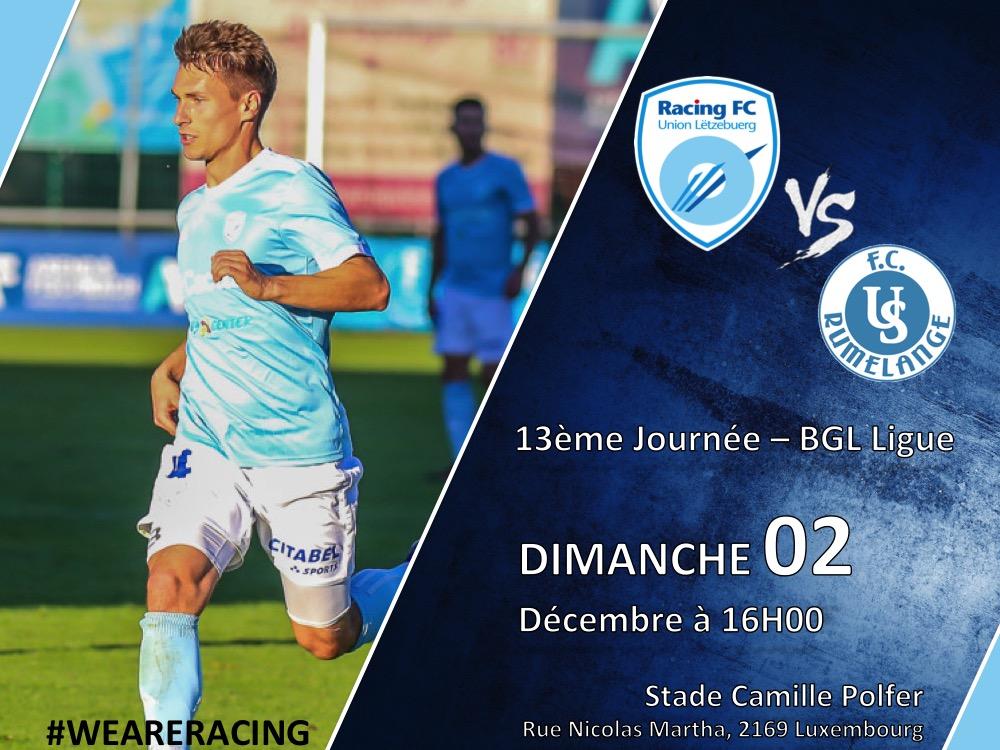 Championnat BGL Ligue - 13ème Journée