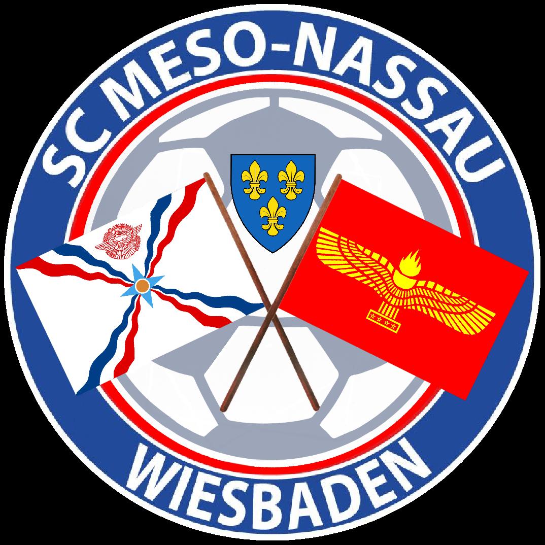 Der SC MESO-NASSAU präsentiert sein neues Vereinslogo