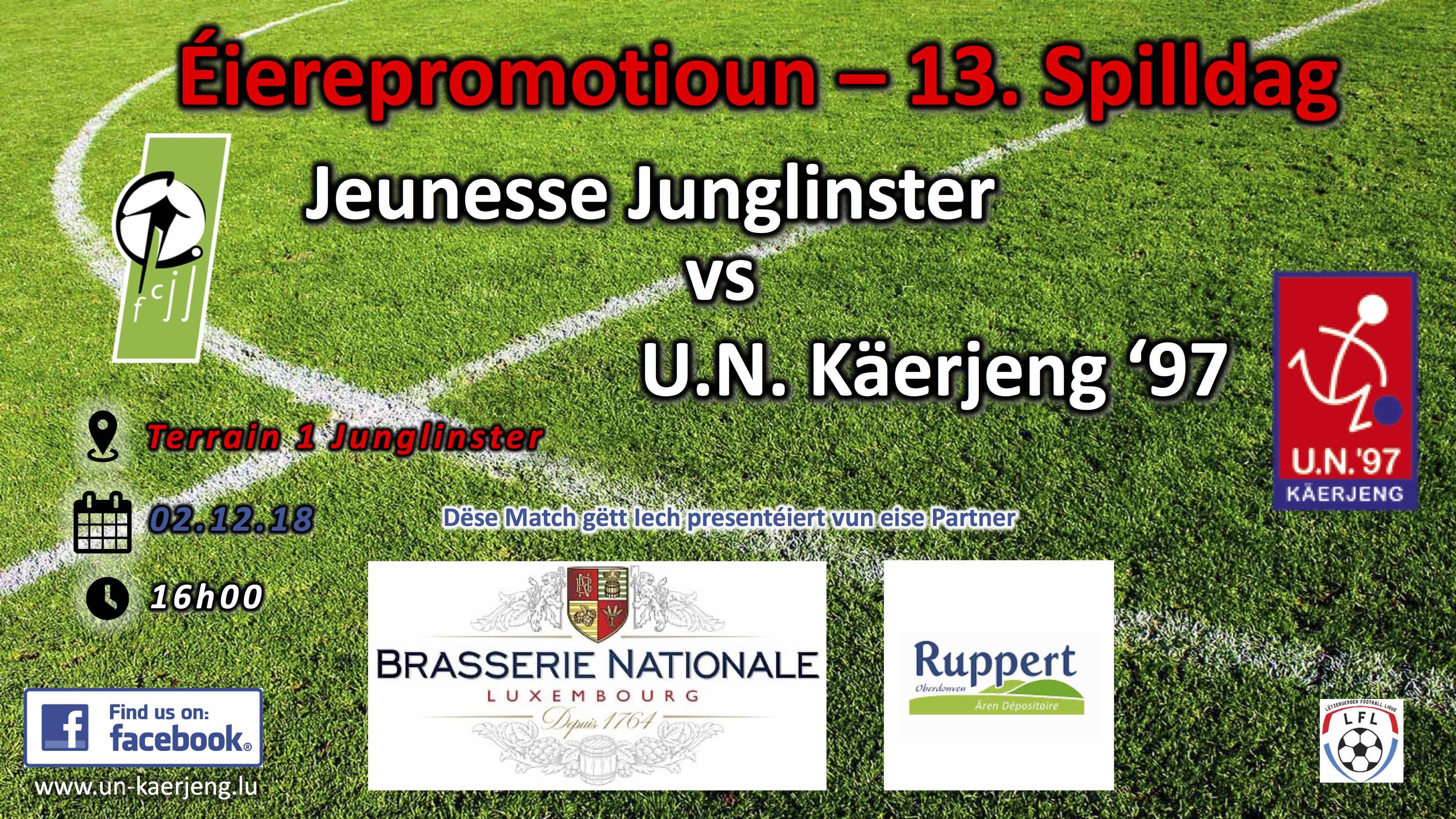 *** Jonglënster - UNK ***