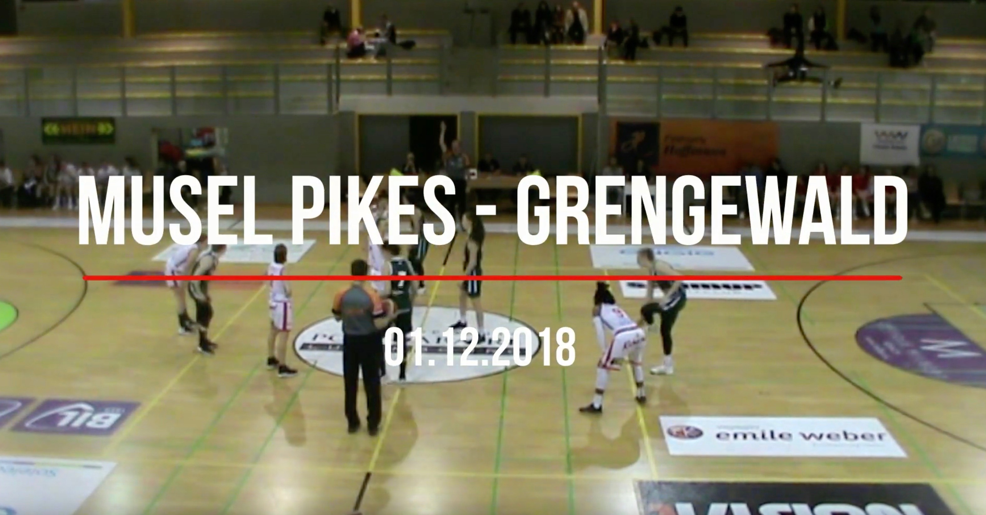 20181201 Pikes-Grengewald Pikes-Ladies highlights