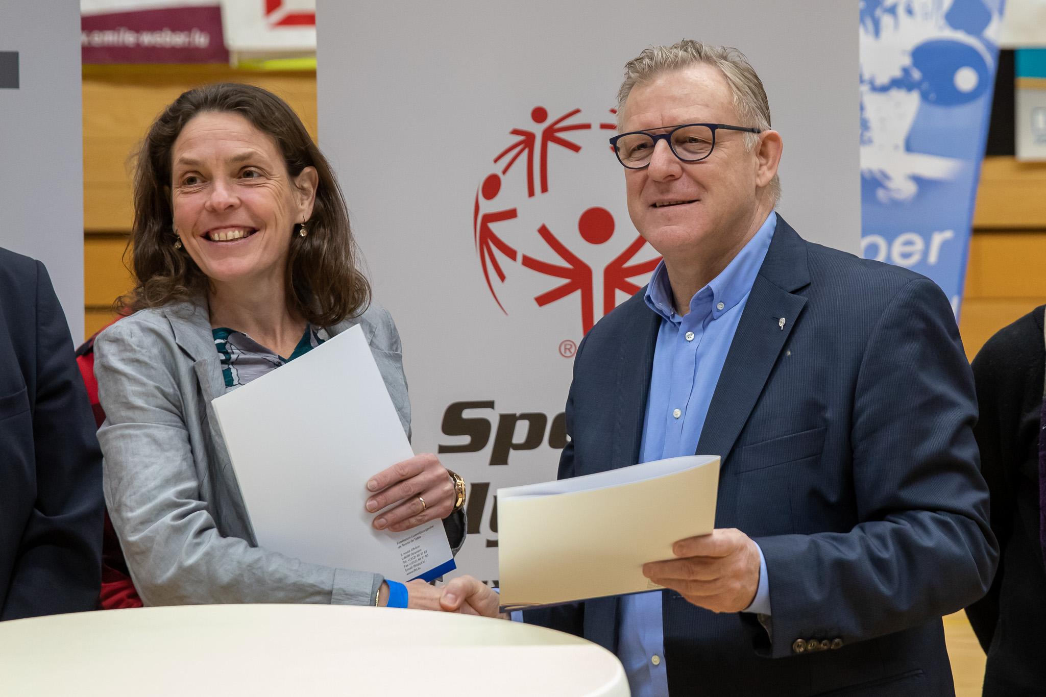 Signature Partenariat SOL - FLTT