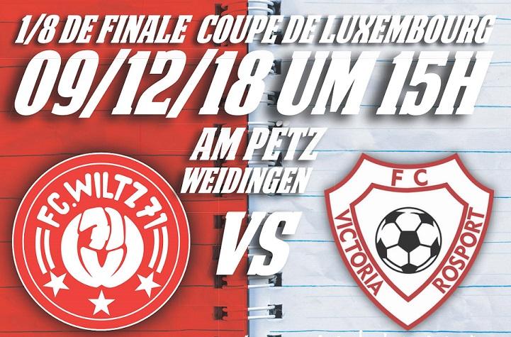 FC Wooltz 71 vs Victoria Rouspert