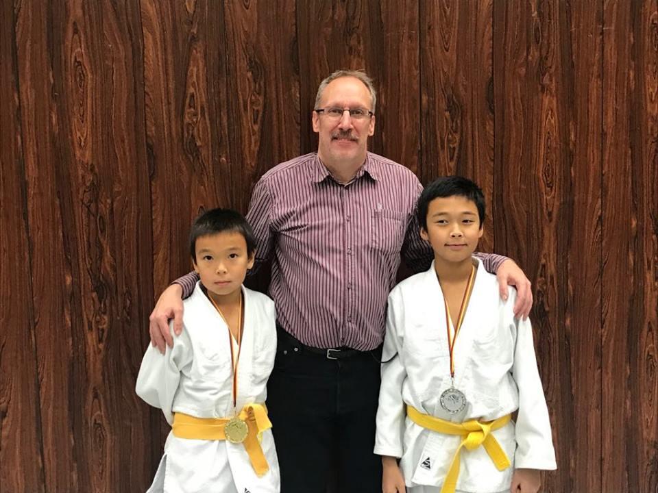 Judo-Kids aus Stroossen wieder international erfolgreich