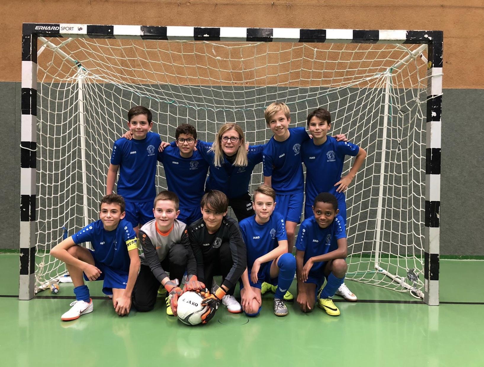 Lalux Futsal Minimes 2018