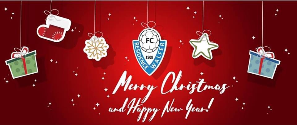 1/01/2019 Le FCRW 1908 vous présente les meilleurs voeux pour la nouvelle année !