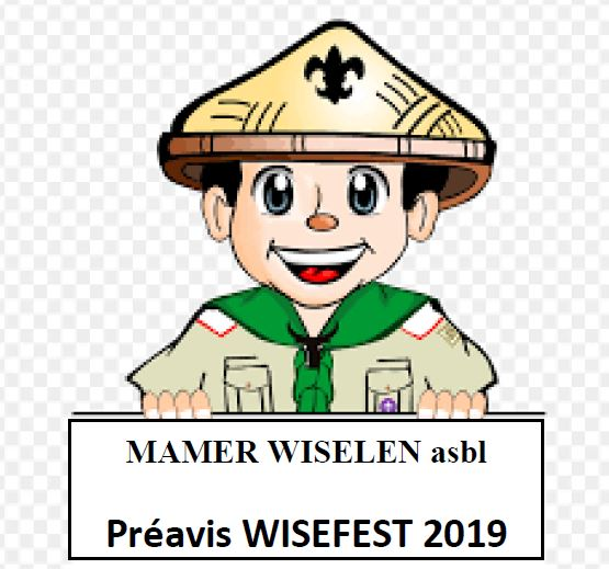 WISEFEST 2019 - PREAVIS