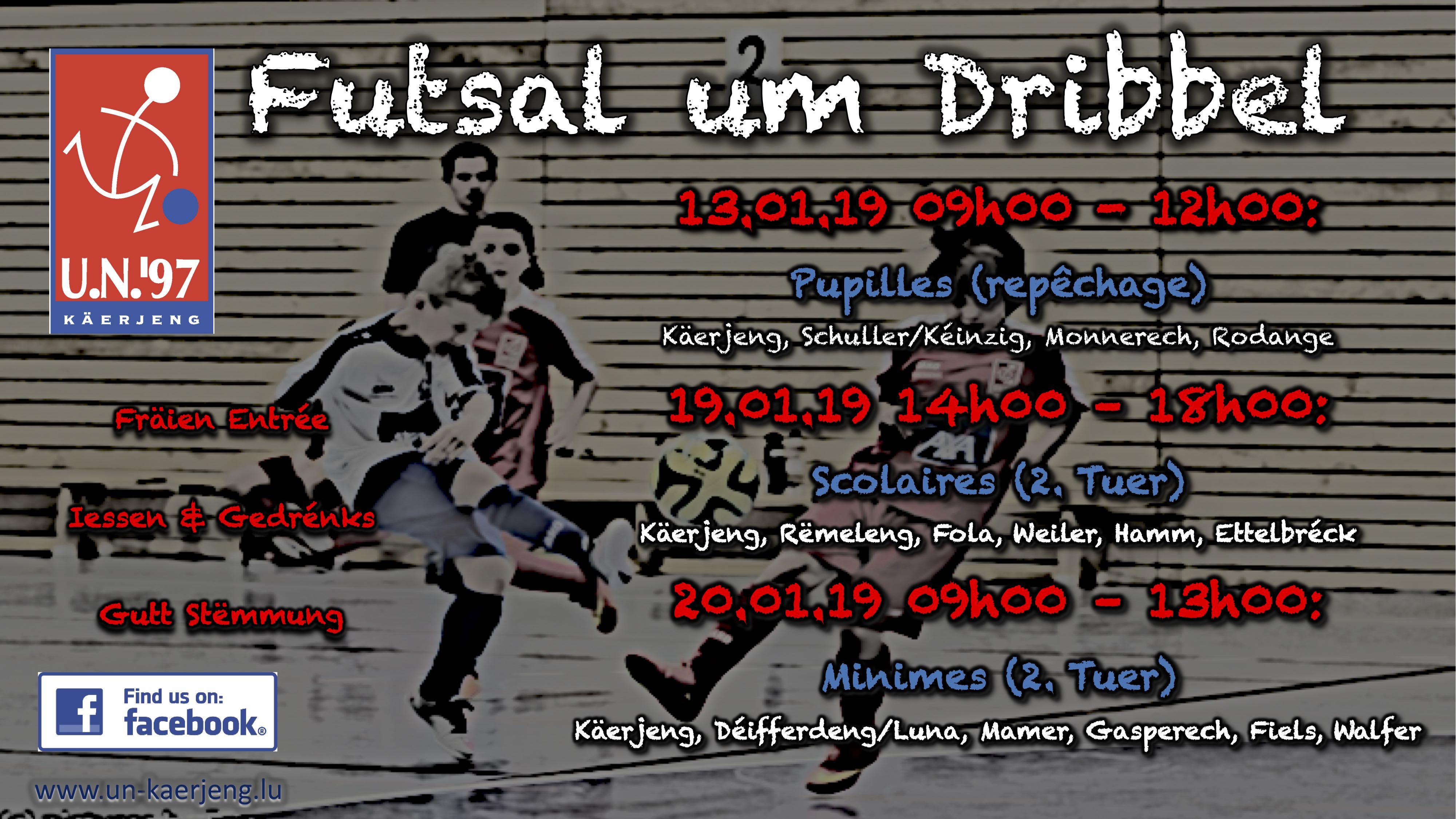 *** Futsal um Dribbel ***