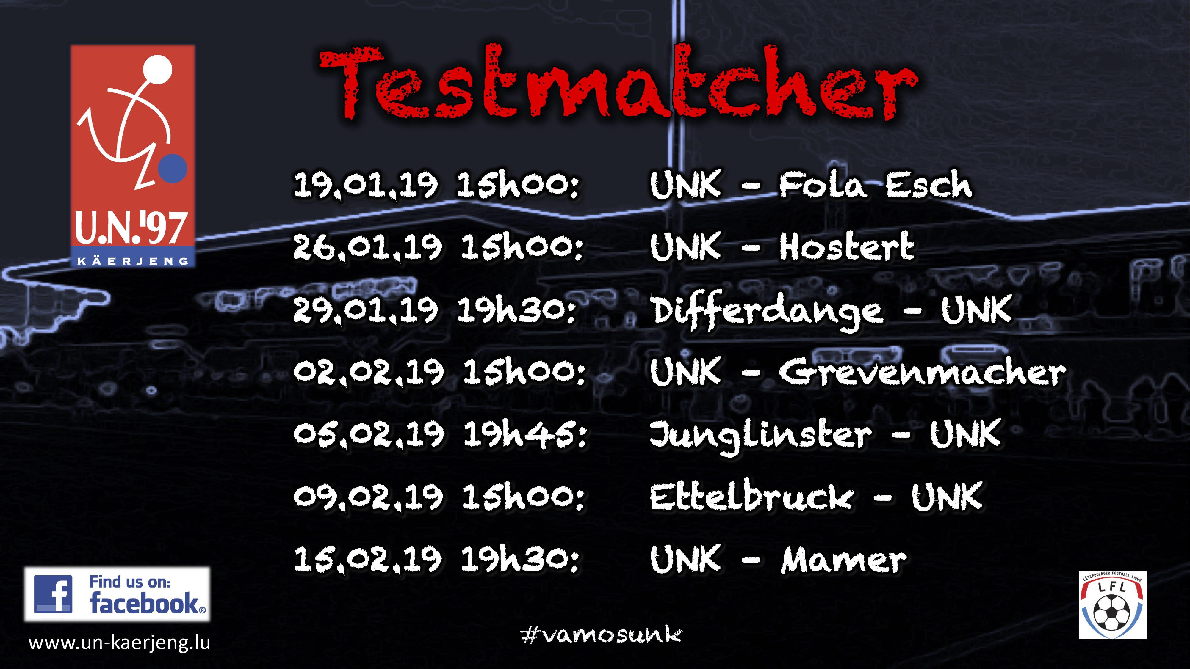 *** Testmatcher ***