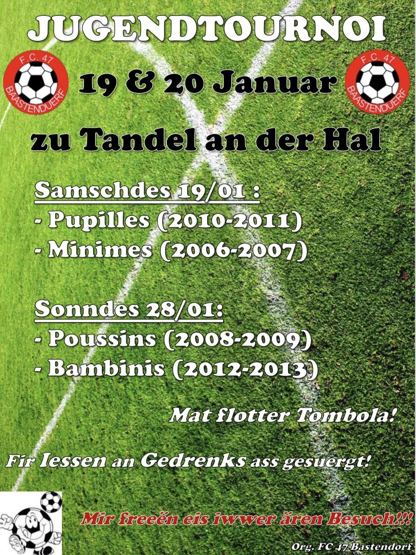 Jugendtournoi 2019