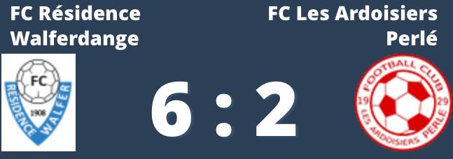 17/01/2019 Résultat Match Amical