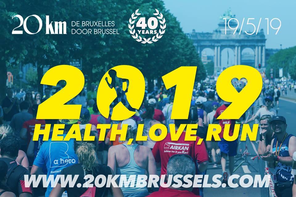 20km de Bruxelles 19/05/2019