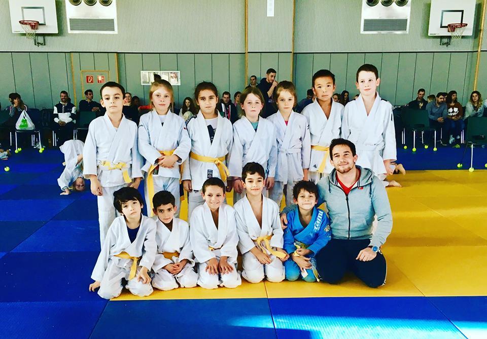 Mini-Judo Dudelange 20.01.2019