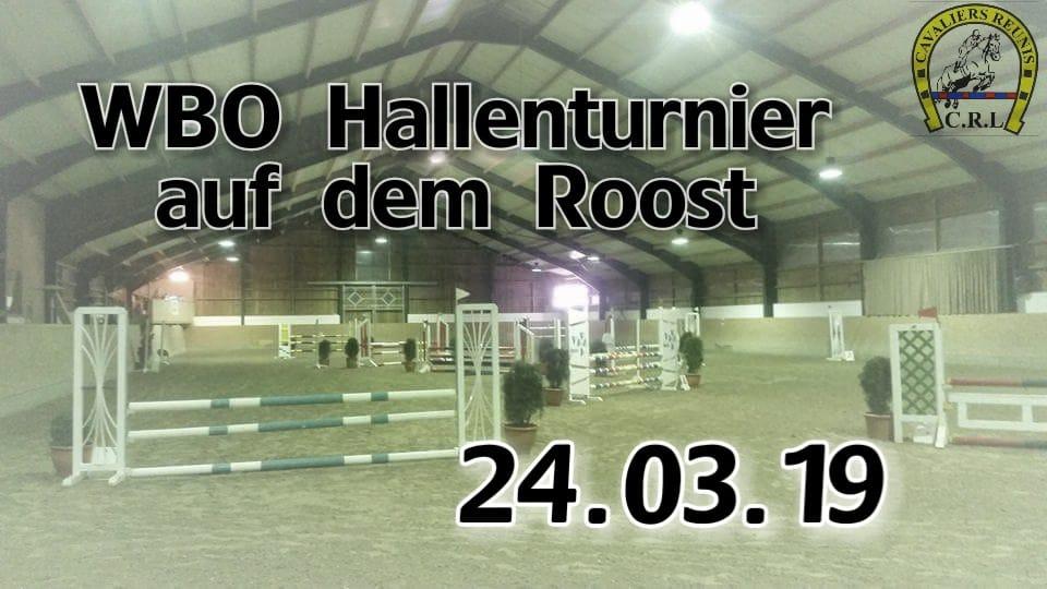 WBO Turnier Roost 24.03.19